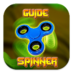 Guide Fidget Spinner New Icon