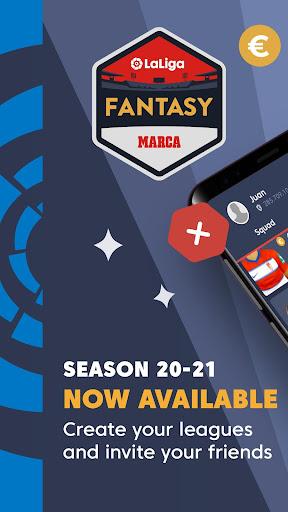 LaLiga Fantasy MARCAufe0f 2021: Soccer Manager 4.4.3 screenshots 1