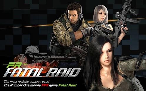 Fatal Raid - No.1 Mobile FPS - náhled