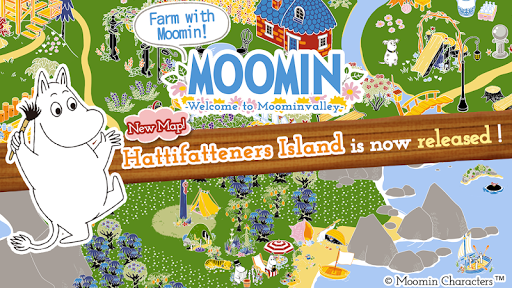 MOOMIN Welcome to Moominvalley 5.14.0 screenshots 12
