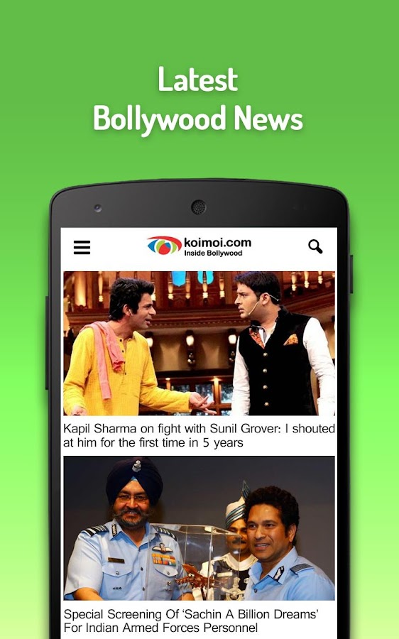 Koimoi Bollywood News & Box Office Updates- screenshot