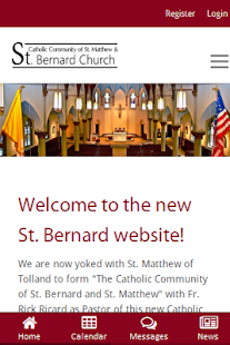 St. Bernard - CT- screenshot thumbnail