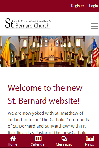 St. Bernard - CT- screenshot