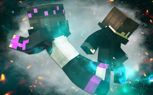 NinjaSkins Für Minecraft Apps Bei Google Play - Besten skins fur minecraft