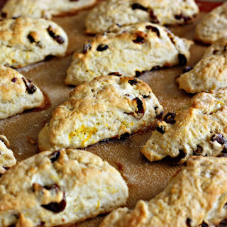 Coconut Milk Scones