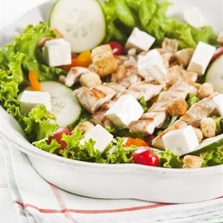 Vegetable Salads With Meat Recipes
