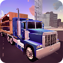 Грузовой транспорт грузовой icon