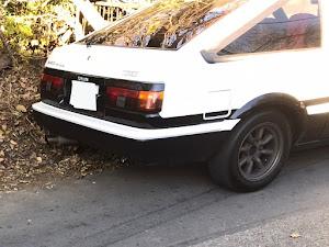 スプリンタートレノ AE86のカスタム事例画像 しらすくんさんの2020年11月24日17:09の投稿