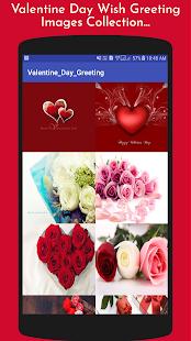 Download Valentine Day Wish Greetings  apk screenshot 4