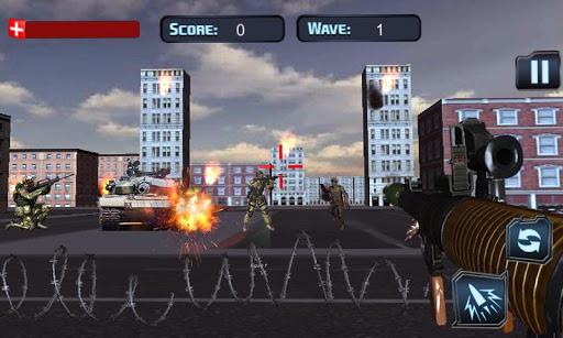 玩免費動作APP|下載軍のボーダー戦争 app不用錢|硬是要APP