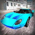 City Car Stunts 3D Free icon