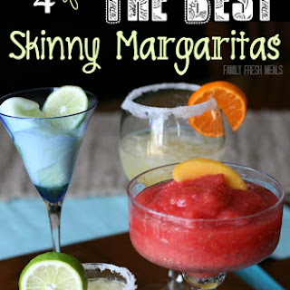 Skinny Margarita Recipes