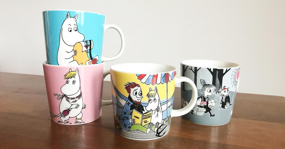 The Favorite Moomin Cup