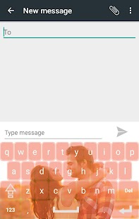 My Photo Keyboard screenshot