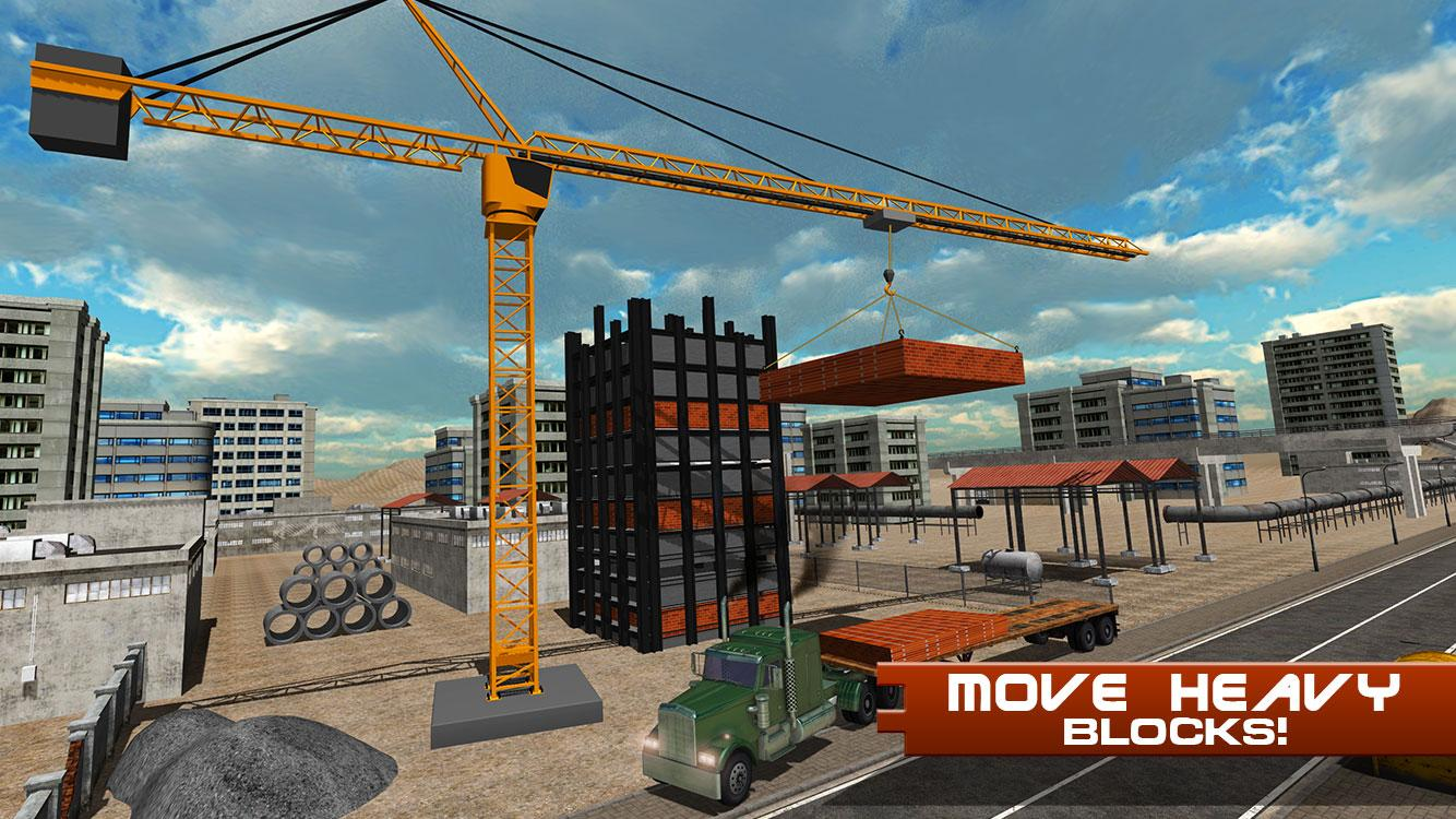 City Building city building construction sim - android apps on google play
