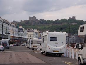 Photo: Na bulwarze w Dover.