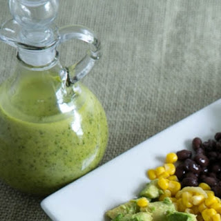 Zesty Cilantro Lime Dressing.