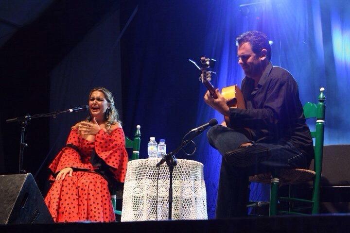 Concierto de guitarra flamenca