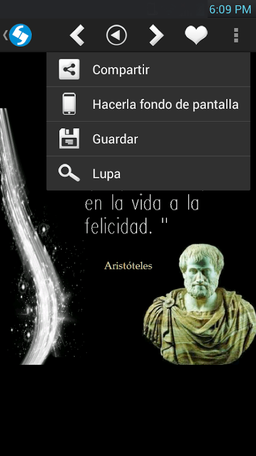 Frases Celebres- screenshot