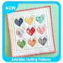 Adorable Quilting Patterns APK icon