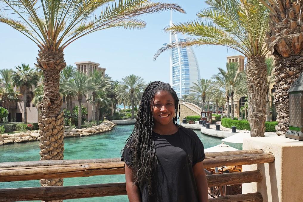 Burj Al Arab Chanel Cultural Xplorer