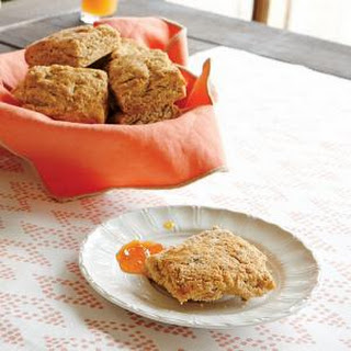 Orange, Honey and Thyme Biscuits.