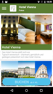 Hotel Vienna- screenshot thumbnail
