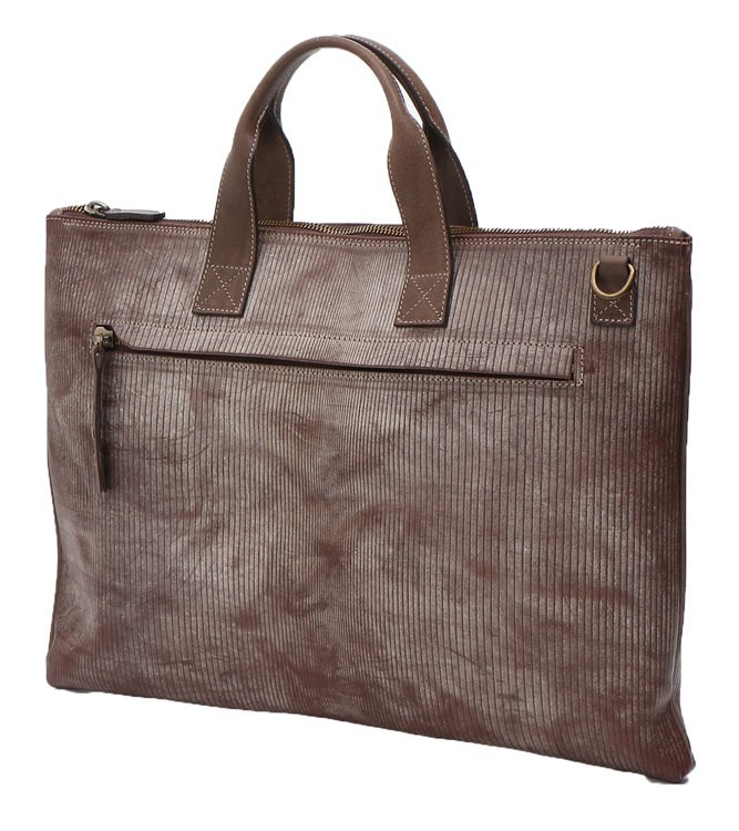 Terrida Ghost Drake Slim Briefcase, Business Bag
