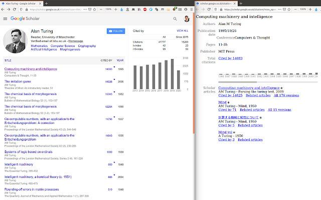 Google Scholar Tab Fixer