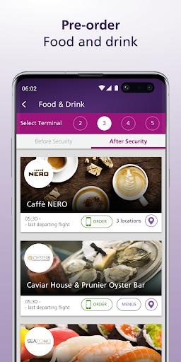 Heathrow Airport Guide Pro  screenshot 3