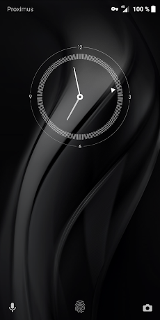 miui 10 cool black xperia theme androidアプリ applion