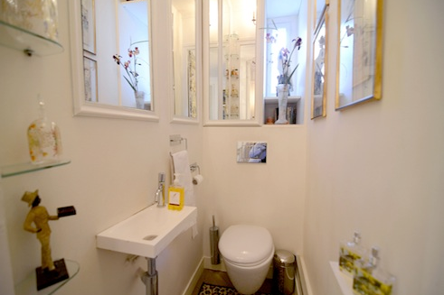 trocadero vacation rentals washroom