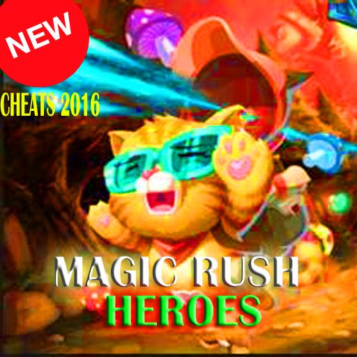 Top Heroes-Magic-Rush Tips