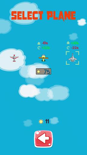 Plane escape missile - Attack missiles