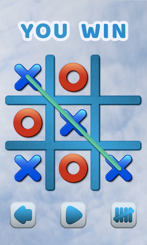 RG Tic Tac Toe Pro- screenshot
