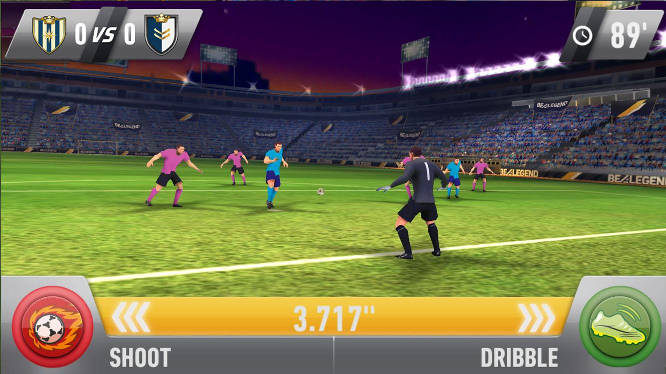 Be A Legend: Soccer- screenshot