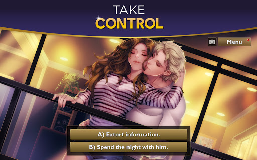 Is It Love? Gabriel - Virtual relationship game 1.3.286 screenshots 7