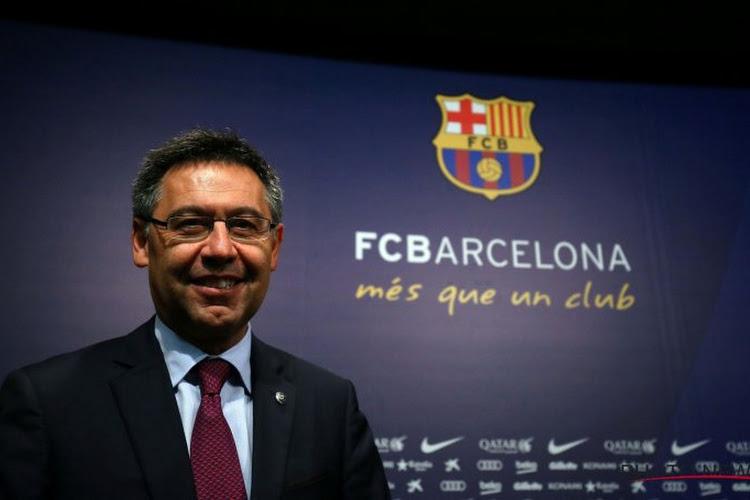 Bartomeu aurait quitté la présidence du FC Barcelone !