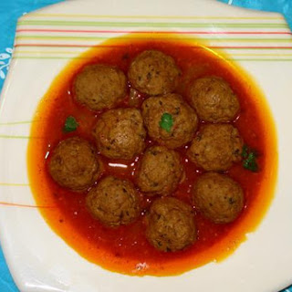 Kofat Curry/meat Ball Curry