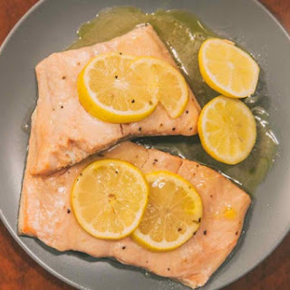The Easiest Baked Salmon Ever Recipe