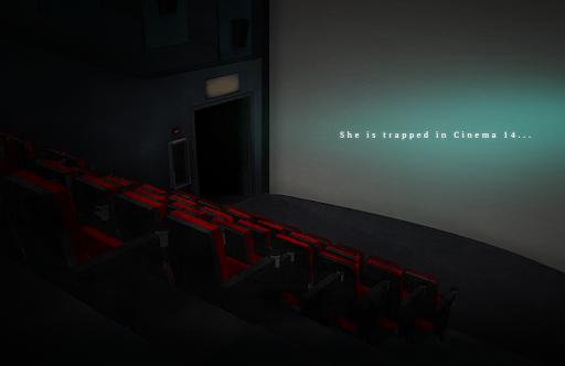 Cinema 14 - ?Jeu d'évasion d'horreur mystère  captures d'écran 1