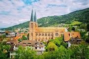 Церковь Святейшего сердца в Брегенце