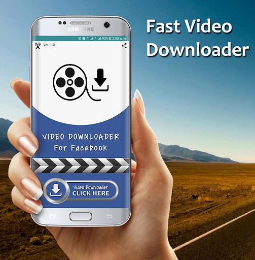 Faster Video Downloader for Facebook screenshots 3