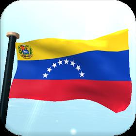 Венесуэла Флаг 3D Бесплатных