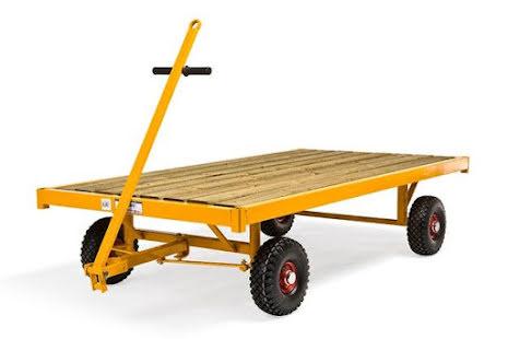 Transportvagn 3, 1000 kg Hörby Bruk