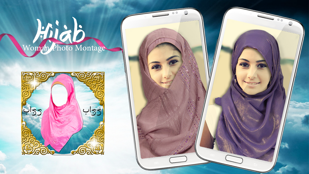 Foto Editor Hijab Apl Android Di Google Play