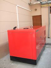 Photo: Generator Yanmar 45 kVA, Restaurant Caredy, Bucuresti