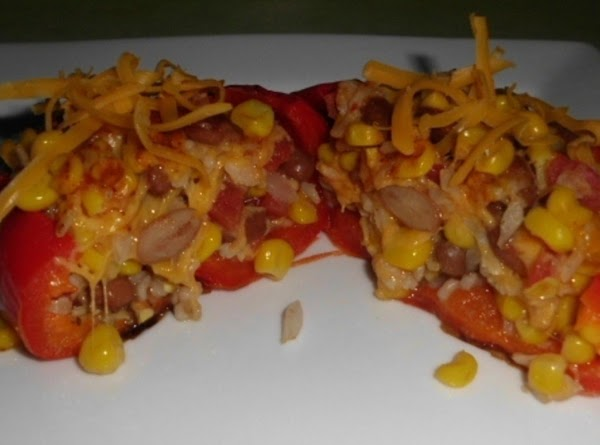 Vegetarian Mexican Peppers Recipe