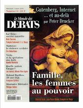 Photo: Le Monde des Débats, 2000