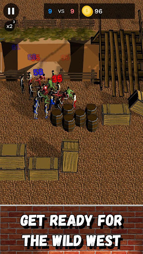 Street Battle Simulator - autobattler offline game apkdebit screenshots 10
